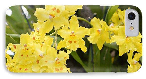 Paradise Orchid  Phone Case by Sonali Gangane