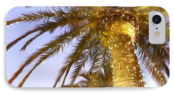 Paradise Palm IPhone 7 Case