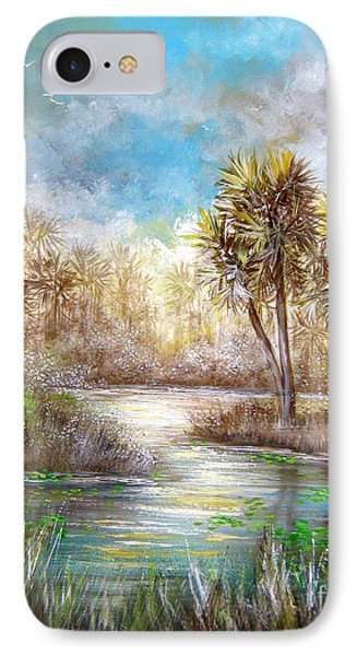 Paradise IPhone Case by Patrice Torrillo