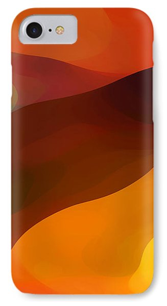 Paradisr Found 1 Panel B Phone Case by Amy Vangsgard