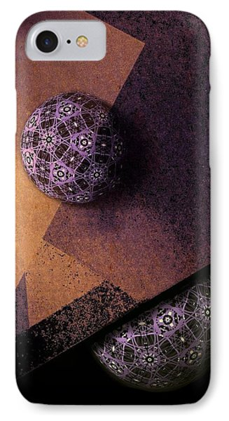 Paragon IPhone Case by Susan Maxwell Schmidt