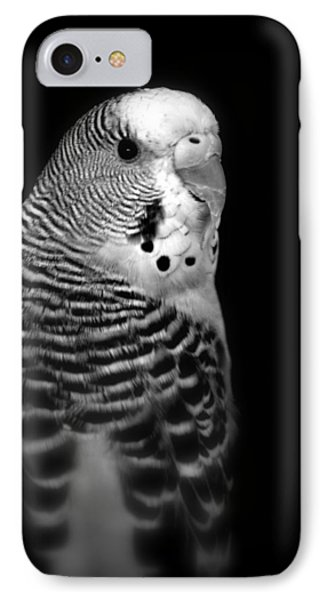 Parakeet Phone Case by Nathan Abbott