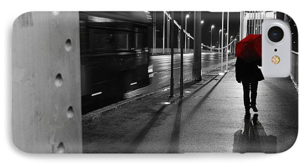 IPhone Case featuring the photograph Parallel Speed by Simona Ghidini