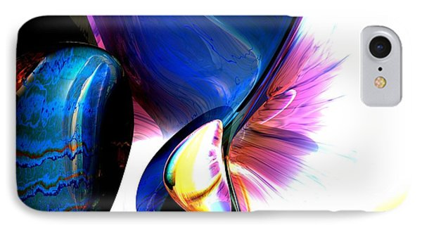Paranormal Illusions Abstract IPhone Case