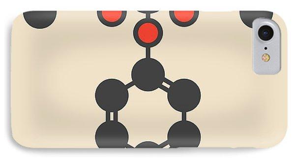 Parathion Pesticide Molecule IPhone Case