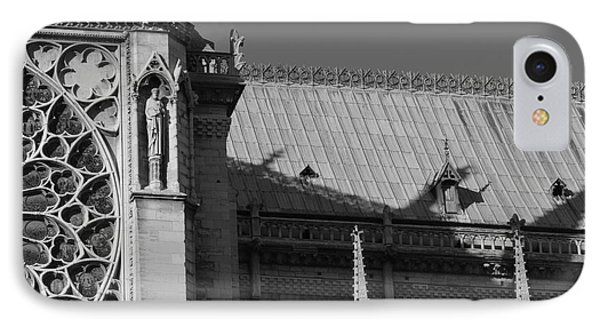 Paris Ornate Building IPhone Case by Cheryl Miller