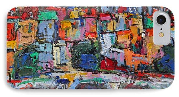 Paris In Colors IPhone Case