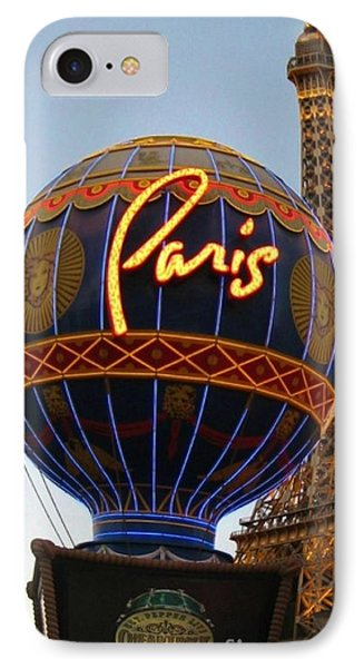 Paris In Vegas Phone Case by John Malone