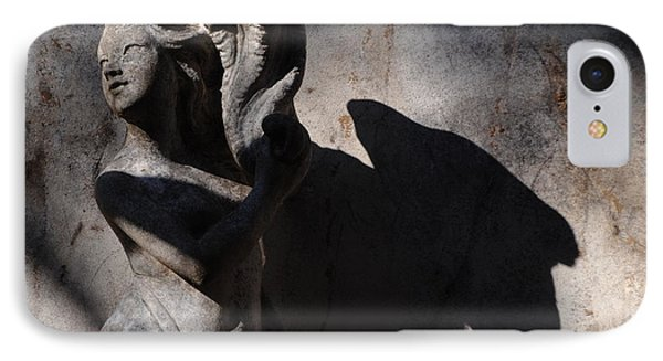 IPhone Case featuring the photograph Paris - Lady On The Terrace In Montmartre by Jacqueline M Lewis