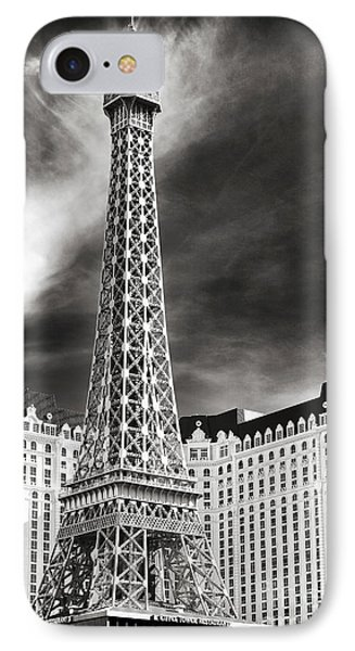 Paris Las Vegas Phone Case by John Rizzuto