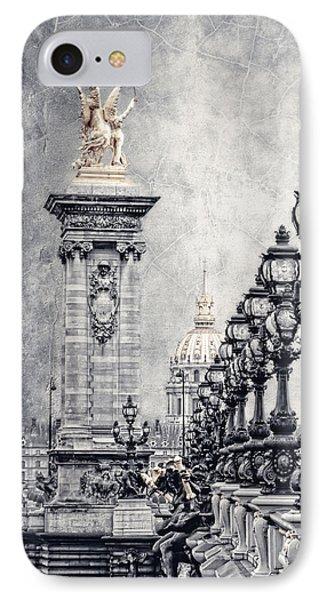 Paris Pompous 2 IPhone Case by Joachim G Pinkawa