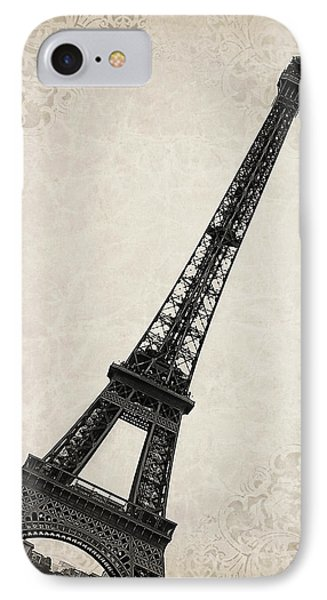 Paris Romance IPhone Case