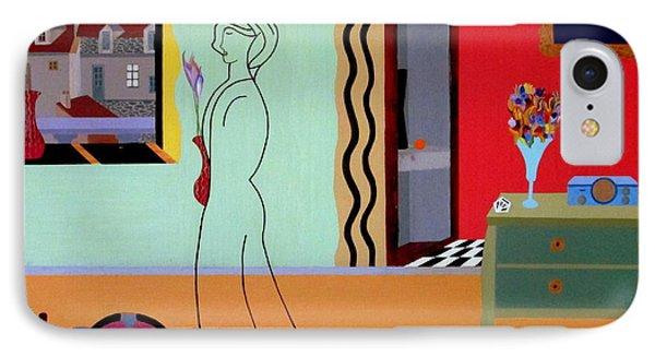 Parisienne Colors IPhone Case
