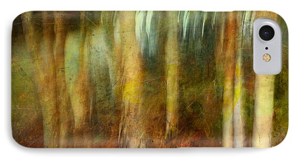 IPhone Case featuring the photograph Park #8. Memory Of Trees by Alfredo Gonzalez