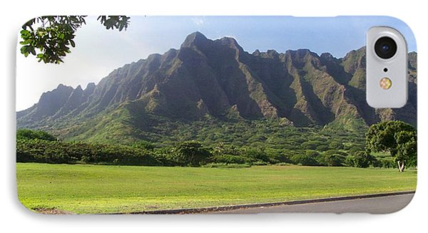 Park On Oahu IPhone Case by Kenneth Cole