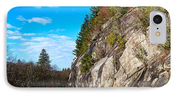 Park Road IPhone Case by Melinda Fawver