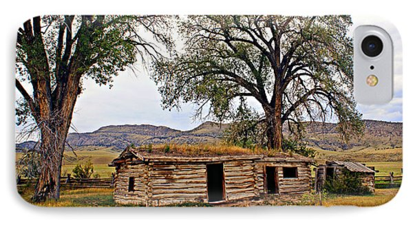 Parker Homestead Phone Case by Marty Koch