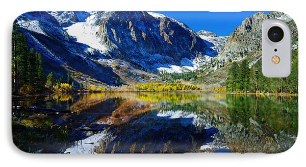 Parker Lake California In Fall IPhone Case by Scott McGuire