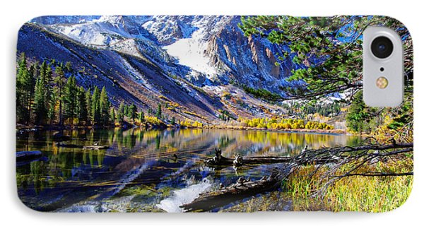 Parker Lake California IPhone Case by Scott McGuire