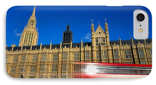 Parliament, London, England, United IPhone Case by Panoramic Images
