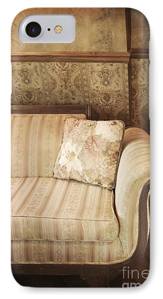 Parlor Seat Phone Case by Margie Hurwich