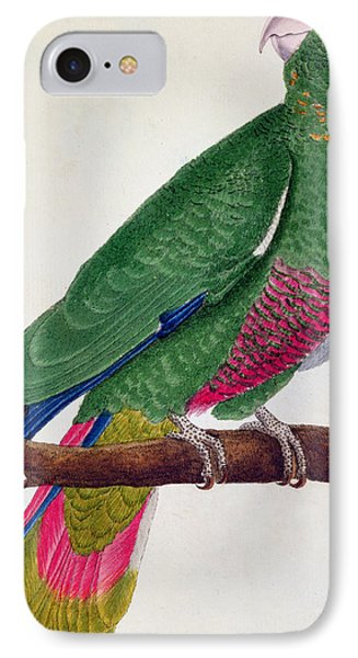 Parrot IPhone Case by Francois Nicolas Martinet