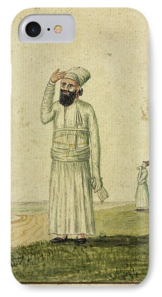 Parsee Andiaroo IPhone Case by British Library