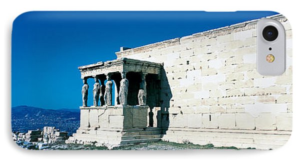 Parthenon Complex Athens Greece IPhone Case