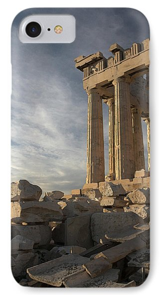 Parthenon From The South IPhone Case