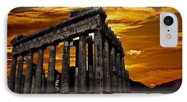 Parthenon IPhone Case