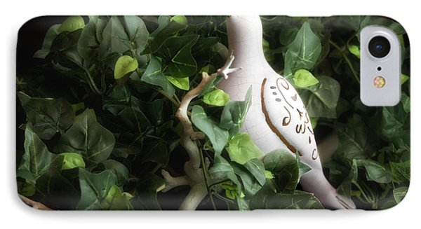 Partridge In The Ivy IPhone Case by Tom Mc Nemar