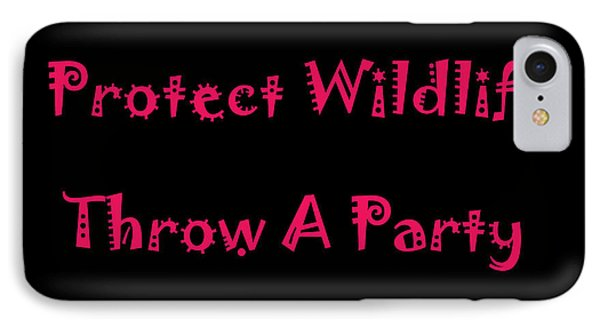 Party 4 Phone Case by Aimee L Maher Photography and Art Visit ALMGallerydotcom
