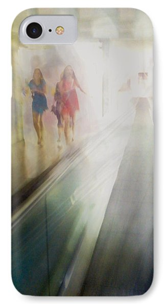 IPhone Case featuring the photograph Party Girls by Alex Lapidus