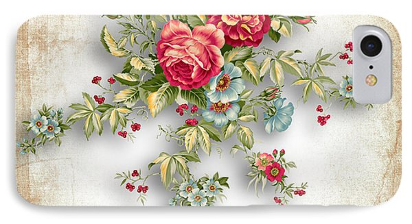 Party Of Roses  IPhone Case by Mark Ashkenazi