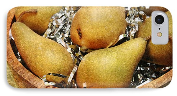 Party Pears Phone Case by Andee Design