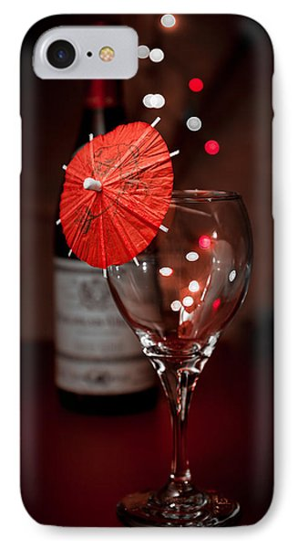 Party Time Still Life IPhone Case by Tom Mc Nemar