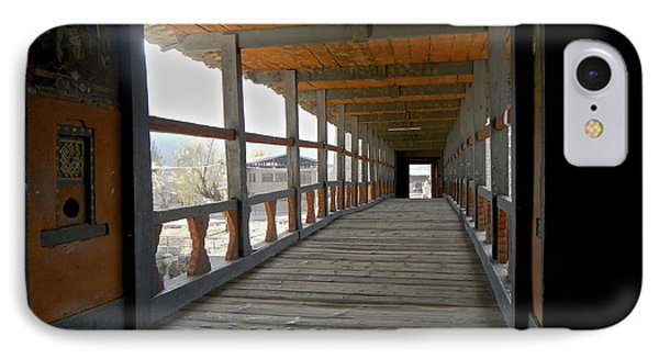 Passage All Profits Go To Hospice Of The Calumet Area IPhone Case