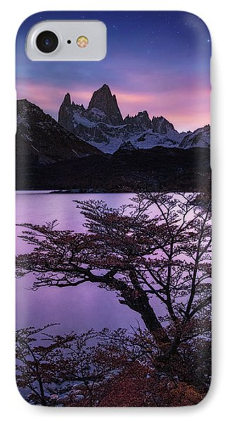 South America iPhone 7 Case - Passage Of Light by Yan Zhang