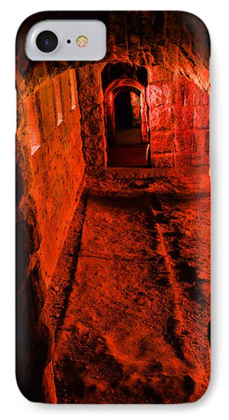 Passage To Hell Phone Case by Karol Livote