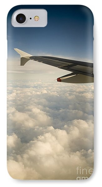 Passenger View Phone Case by Tim Hester