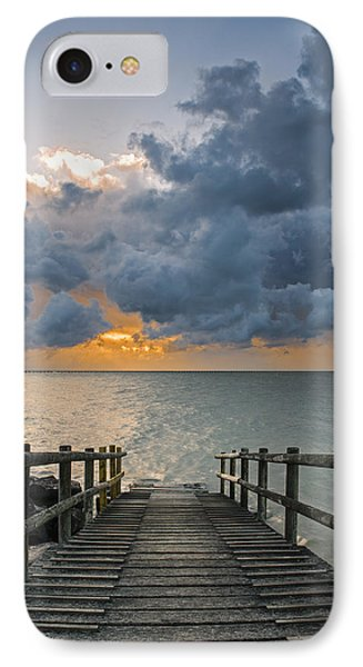 IPhone Case featuring the photograph Passing Storm by Trevor Chriss