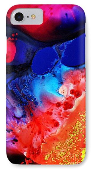 Passion IPhone Case by Christine Ricker Brandt