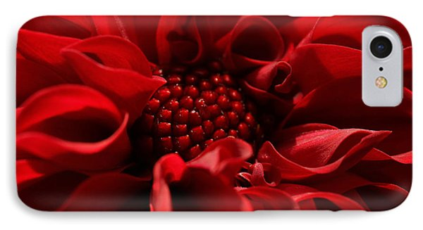 Passion IPhone Case by Connie Handscomb