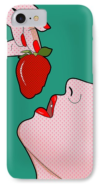 Passion Fruit   Phone Case by Mark Ashkenazi