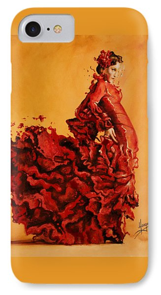 Passion IPhone Case by Karina Llergo