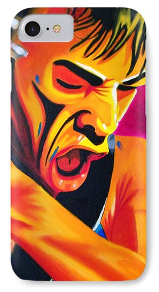Passion Play Phone Case by Santiago Rodriguez
