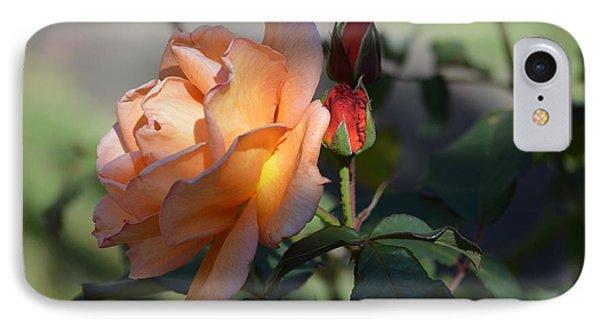 Passion Rose IPhone Case