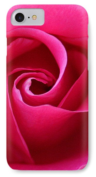 Passion IPhone Case by The Art Of Marilyn Ridoutt-Greene