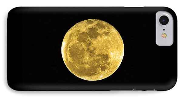 Passover Full Moon Phone Case by Al Powell Photography USA