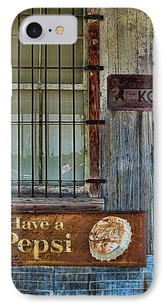 Past Vices Phone Case by Wendy J St Christopher